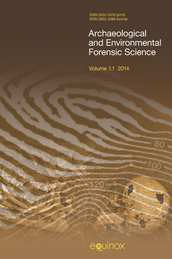 Archaeological and Environmental Forensic Science