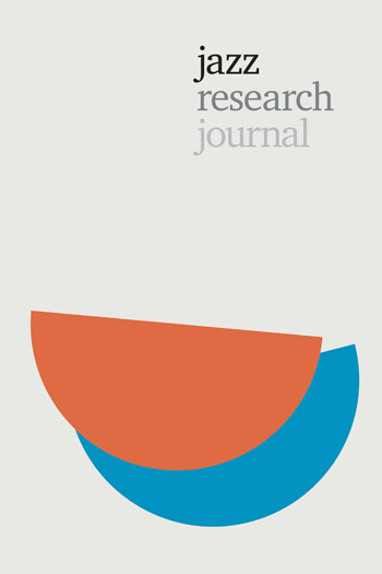 Jazz Research Journal