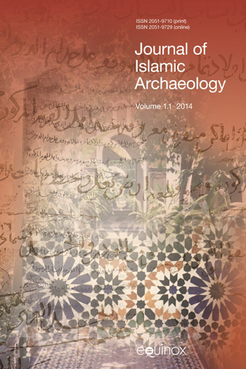 Journal of Islamic Archaeology