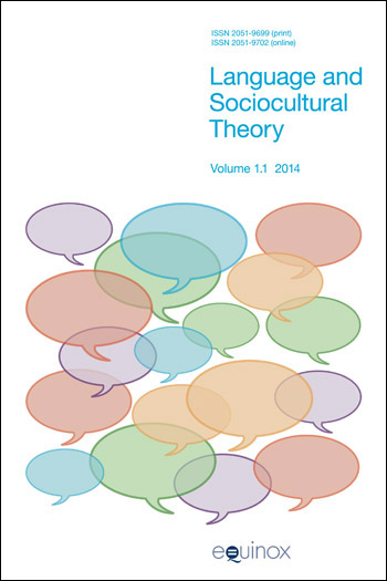 Language and Sociocultural Theory