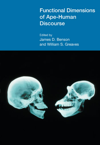 Functional Dimensions of Ape-Human Discourse