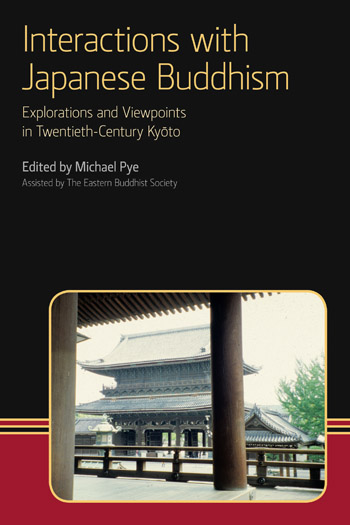Interactions with Japanese Buddhism