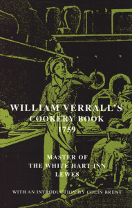 William Verrall's Cookery Book, 1759