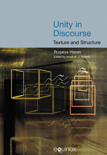 Unity in Discourse: Texture and Structure