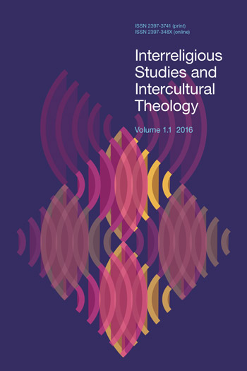 Interreligious Studies and Intercultural Theology