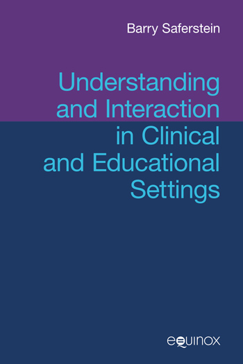 Understanding and Interaction in Clinical and Educational Settings