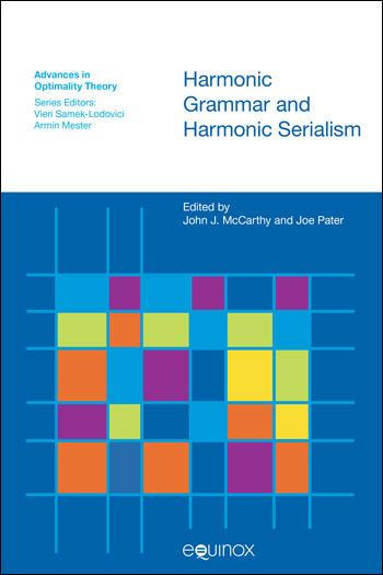 Harmonic Grammar and Harmonic Serialism