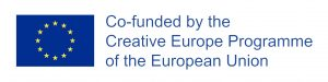 Creative Europe co-funded by logo