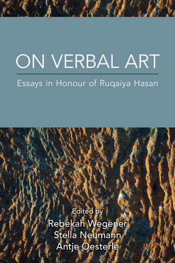 On Verbal Art