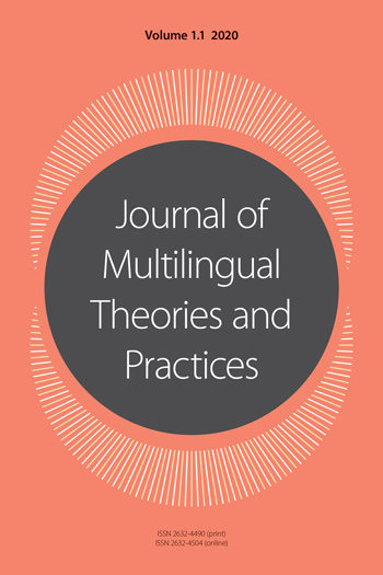 Journal of Multilingual Theories and Practices