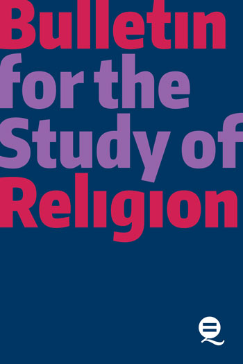 Bulletin for the Study of Religion