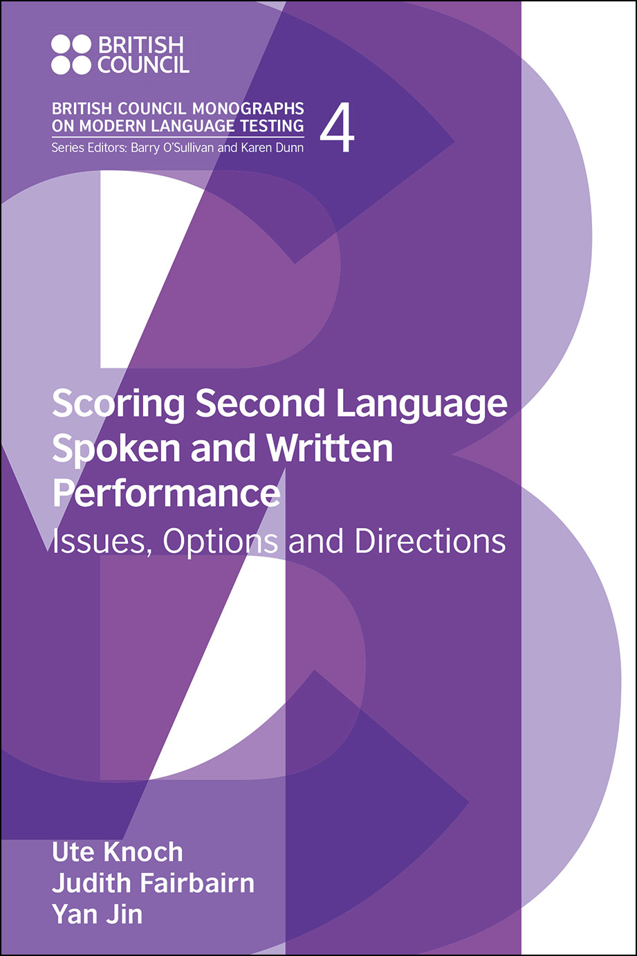 Scoring Second Language Spoken and Written Performance