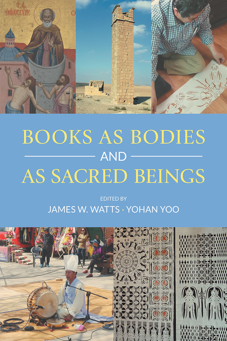 Books as Bodies and as Sacred Beings